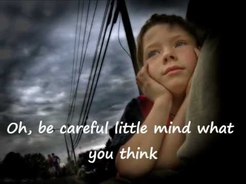 WHISPERS OF MY FATHER - O BE CAREFUL LITTLE EYES by Cedarmont Kids with lyrics
