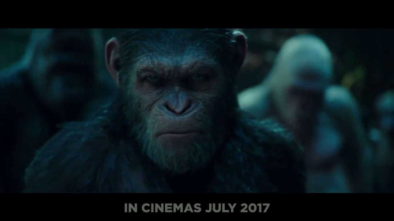 does war for planet of the apes subtitles