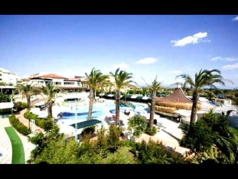 Hotel Aydinbey Famous Resort Video