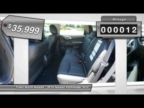 2016 Nissan Pathfinder Austin TX GC646658. Town North ...