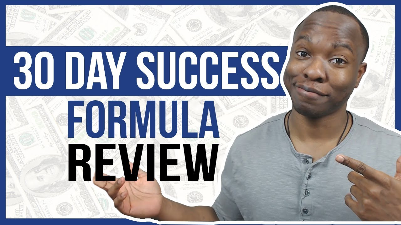 30 Day Success Formula Review: Be Calm And Watch THIS First - LEGIT Direct Mail Biz?