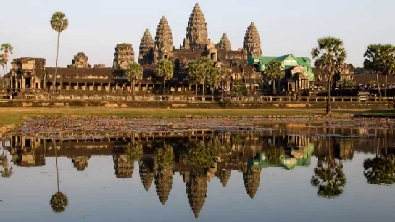 Impressive Pictures Of Angkor Wat