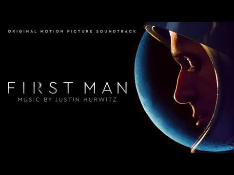 """""""Crater from First Man"""" by Justin Hurwitz"""
