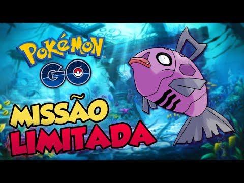 FEEBAS SHINY EM MISSÃO LIMITADA!  - Pokémon GO thumbnail