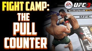EA UFC 3: PULL COUNTER TIPS!