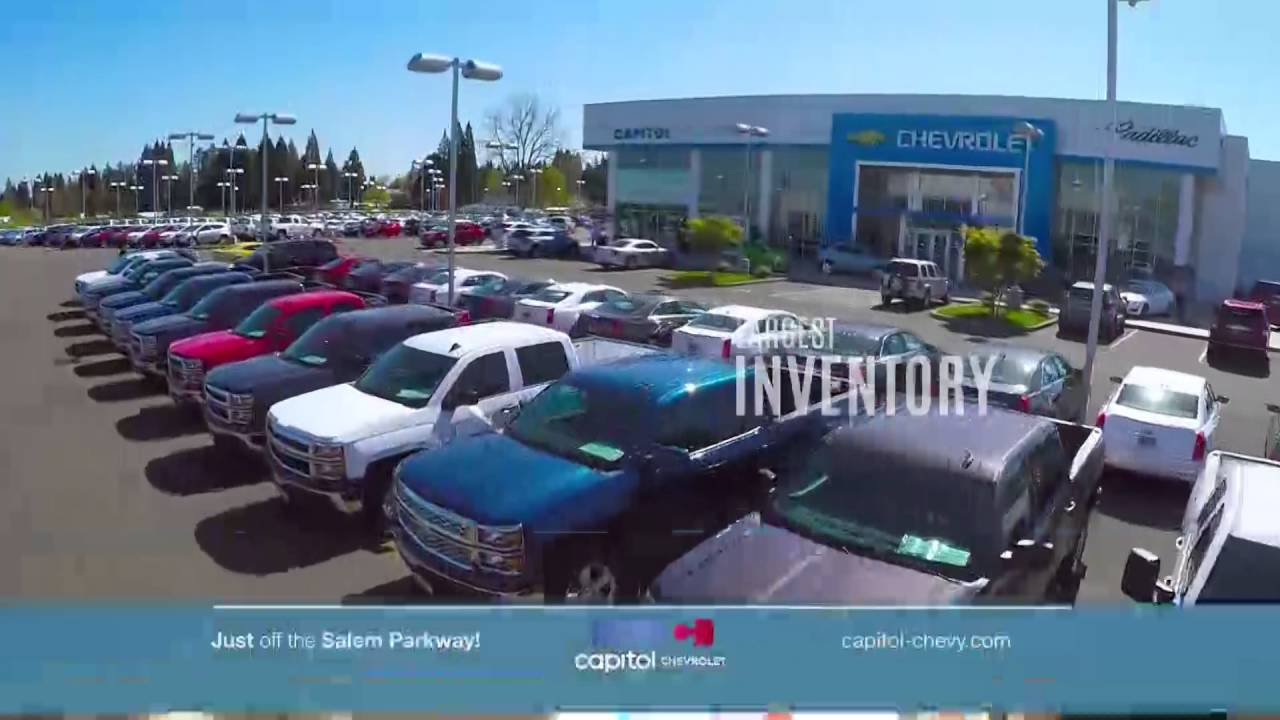 Capitol Chevrolet Chevrolet Summer Sale Salem Oregon Youtube