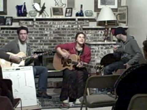 Daphne Willis Performing Bluff @ House Concert