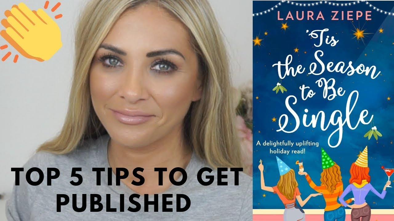 3189b926dae70 How I got my book traditionally published first time round 📖📖 5 top tips  to get a literary agent. Laura Farr