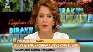 Hülya Avşar Canlı Yayında Nagehan Alçı ile Tartıştı!