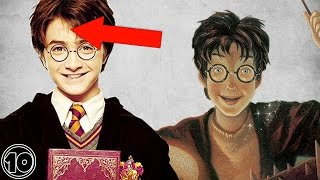 Top 10 Harry Potter Major Difference Between The Books & Movies