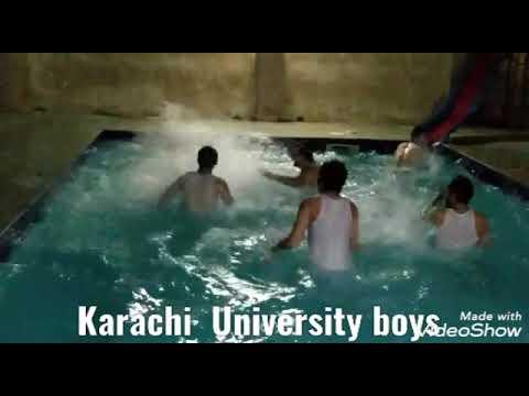 Karachi Foam House Swimming Pool