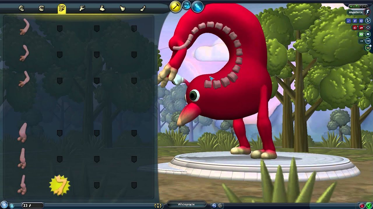 More About Spore