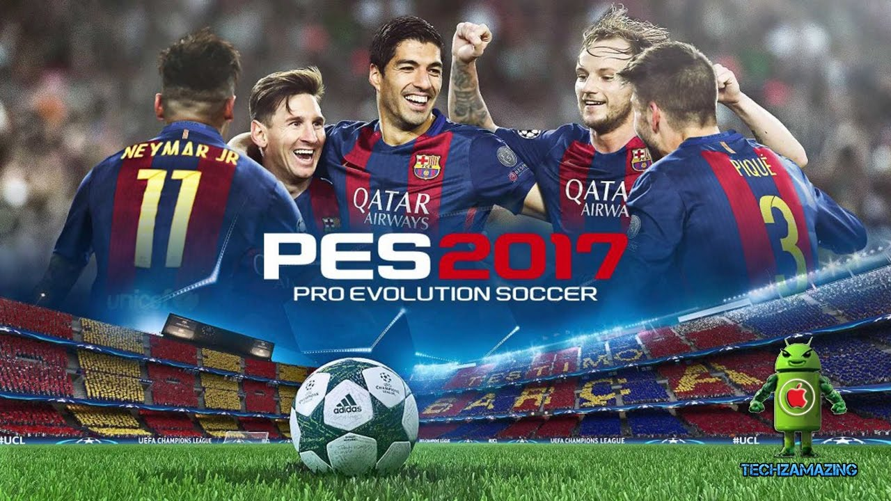 pro evolution soccer 2017 android ios gameplay hd youtube