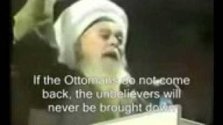 Rise of Ottoman Turks & the End-Time(English subtitle) Powerful speech