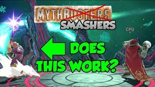 Can You Hit a BEASTBALL With the Home Run Bat?! – Mythsmashers #4 (Smash Ultimate)