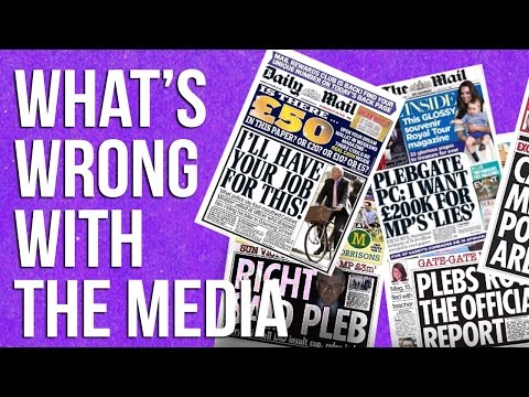 POP CULTURE: What's wrong with the media