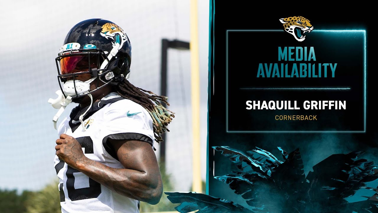Download HC Meyer, QB Lawrence, CB Griffin and DE/OLB Allen meet with the media | Jaguars Media Availability