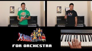 X-men Cartoon Theme for Orchestra