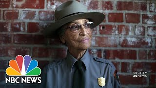 America's Oldest Park Ranger Turns 100