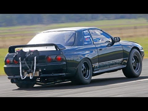 The FASTEST Skyline On The PLANET | *ride Along!*