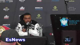 Errol Spence Jr is the new sugar ray leonard EsNews Boxing