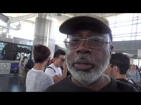 CARL DIX of Revolution Communist Party
