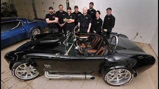 Xcentrick Auto Sports one of three Shelby modification shops in Canada