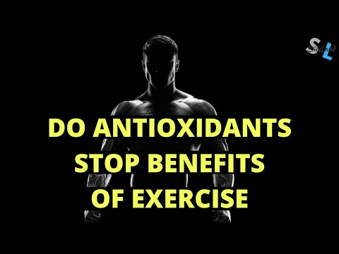 Do Antioxidants Stop Exercise Benefits