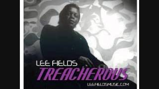 LEE FIELDS I WANT YOU SO BAD