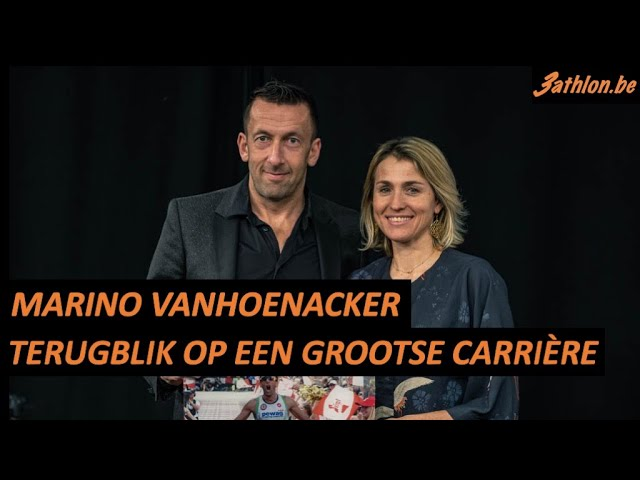 Marino Vanhoenacker, terugblik op grootse carrière