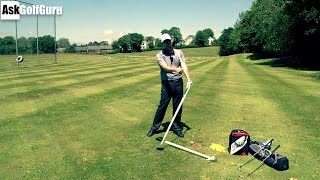 Golf Driver Set Up Lesson with Mark Crossfield