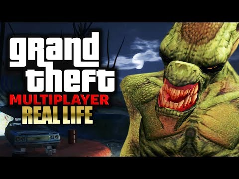 Das Alien-Ritual 🎮 GTA 5: REAL LIFE (Roleplay) #011