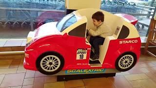 Alex Ride on Car Having Fun-Power Wheels
