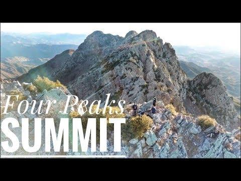 Best Hike in Arizona || Four Peaks