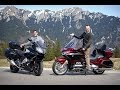 2019 Honda Gold Wing vs. BMW K1600GT - The Luxury Touring Review