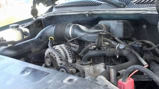 Fixing truck with crank, but no start