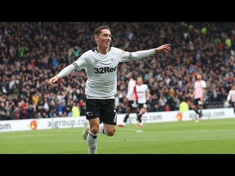 SHORT MATCH HIGHLIGHTS | Derby County Vs Brentford