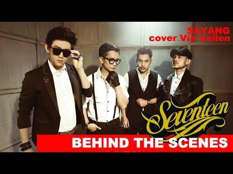 SEVENTEEN – Sayang cover Via Vallen – Konser Seventeen di Hong Kong 2017, Behind the Scenes