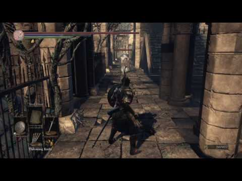 Dark Souls 3  ~ Tales of an Unkindled Knight of the Sunless Realm ~ Rosaria's Bed Chamber