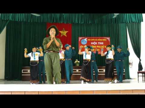 Cô gái sầm nưa xinh đẹp xóm Đông xã Hồng Minh