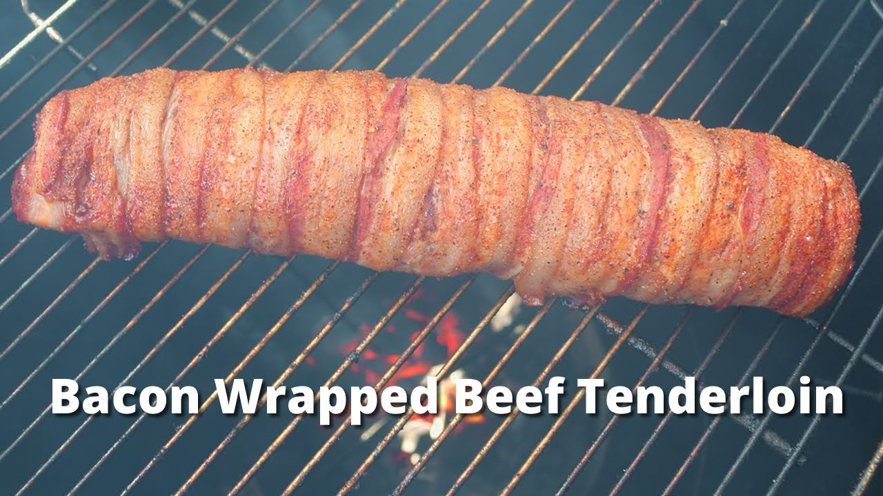 How to make bacon wrapped beef filet
