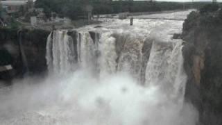 Nayagara of India, Gokak falls, Belgaum, Karnataka