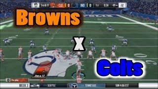JOHN ROSS MELHOR ESCOLHA! | Cleveland Browns | Franchise Week 3