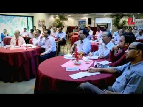 Corportae presentation by 9MAD Visuals