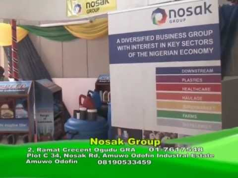 Nosak Group at the 2011 Lagos Chamber of Commerce Trade Fair