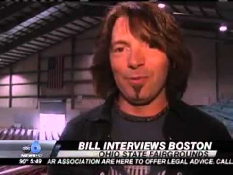 BOSTON Interview with ABC Columbus, OH