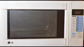 कंवेक्शन माइक्रोवेव को इस्तेमाल कैसे करे ( हिंदी डबिंग)|How To Use A Convection Microwave