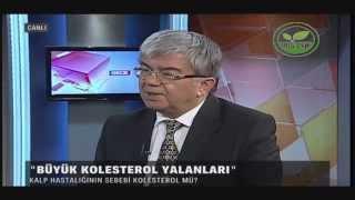 Büyük Kolesterol Yalanı 1 : Prof. Dr. Ahmet Rasim Küçükusta