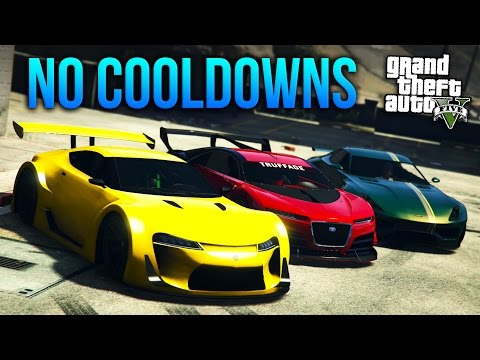 Gta Online No Cooldowns After Exporting Cars Import Export Dlc