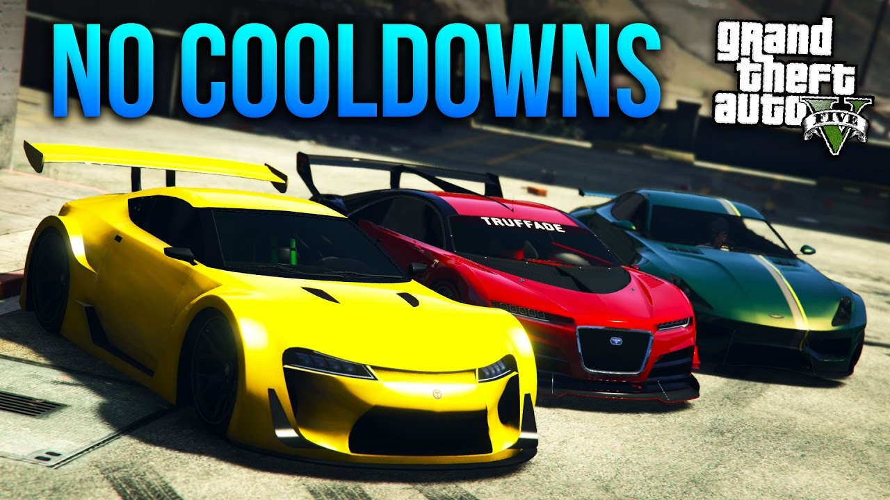 GTA Online: NO COOLDOWNS After Exporting Cars! (Import/Export DLC ...